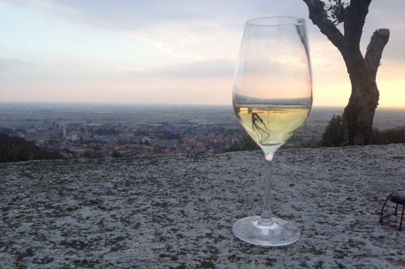 glass franciacorta