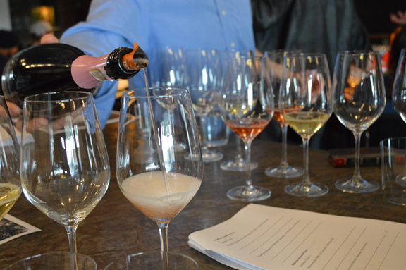 best glass for franciacorta