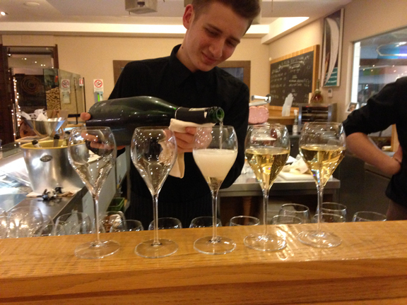 franciacorta champagne prosecco