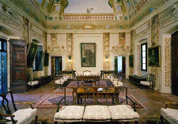 palazzo lana berlucchi wine