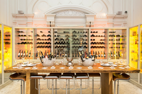 1901 restaurant london