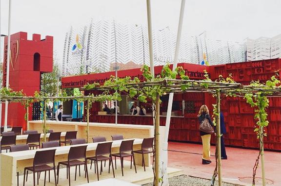 wine bar expo milan worlds fair