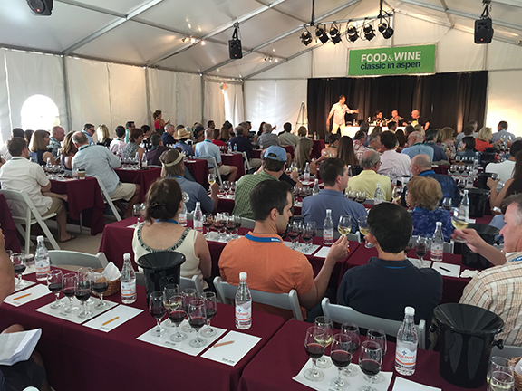 aspen food and wine 2016