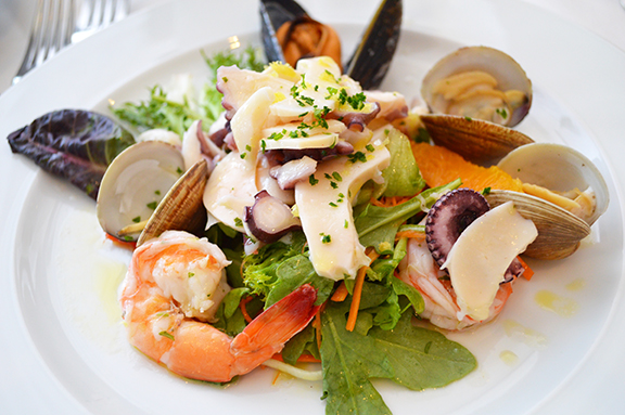 best seafood salad recipe houston