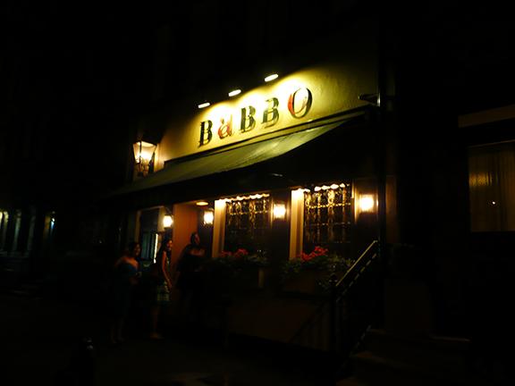 babbo nyc