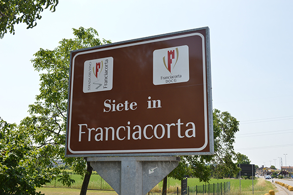 franciacorta by the glass