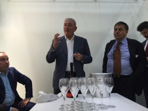 "Fioretti on Moretti: ""Any small producer in Italy can only learn and benefit from the values of Moretti and Bellavista."""
