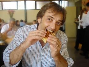 Leading Italian wine blogger Alfonso Cevola profiles Bellavista sales manager GiulioGalli