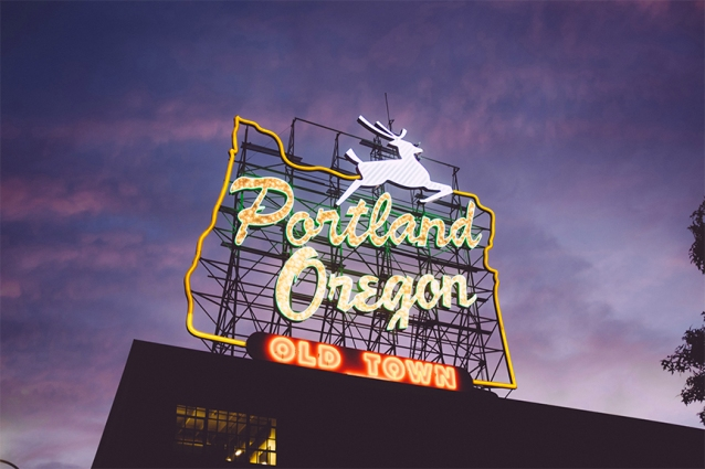 portland oregon license free images